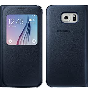 Samsung Galaxy S 6 S-View Flip Cover