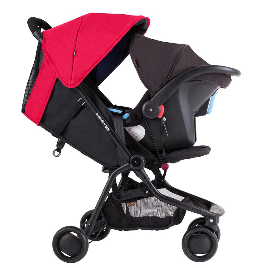 mountain buggy nano stroller black baby. Black Bedroom Furniture Sets. Home Design Ideas