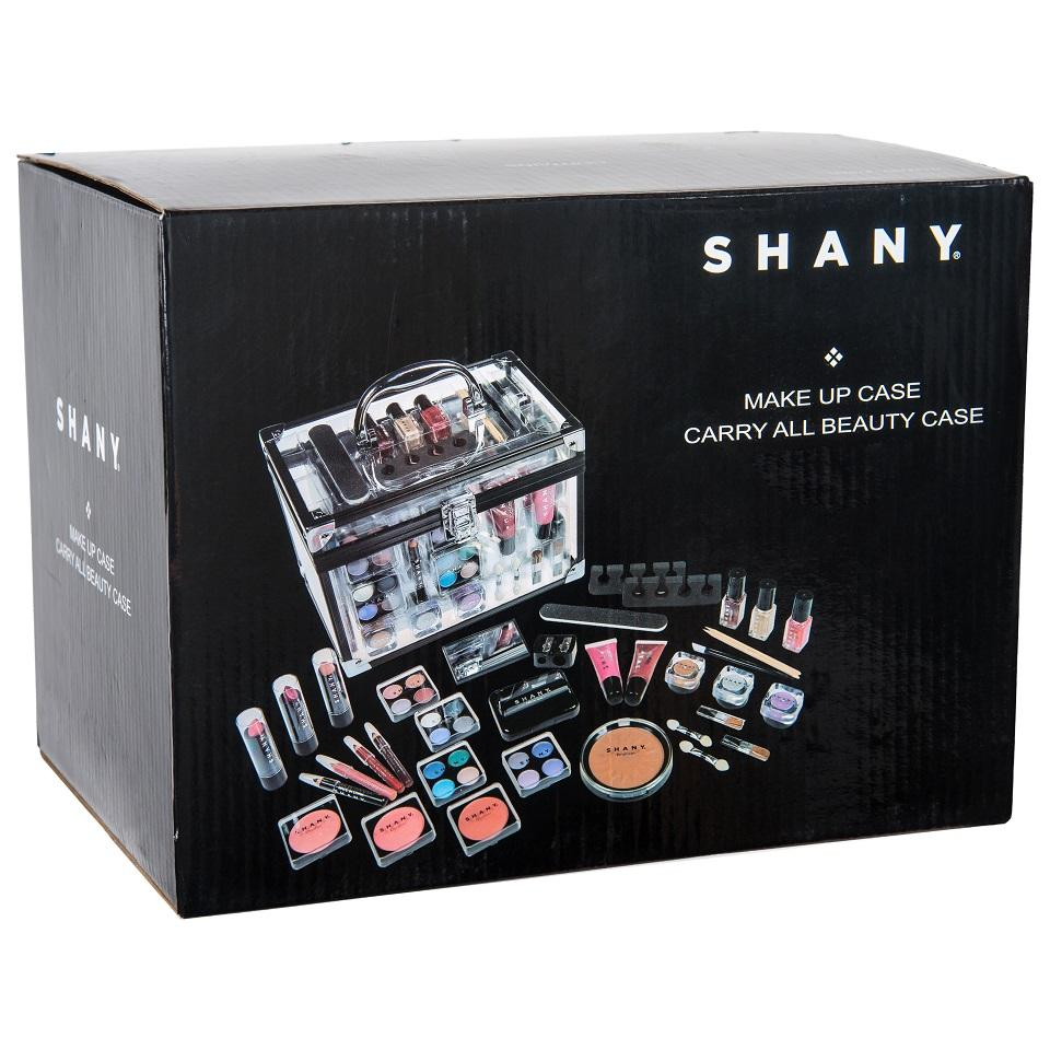 amazoncom shany carry all trunk professional makeup kit