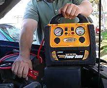 wagan tech power dome nx ex lt 400 battery jumper air compressor inverter watt