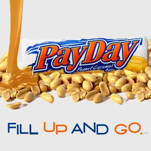 com : PayDay Peanut Caramel Bars, 1.85-Ounce Bars (Pack of 24) : Candy ...