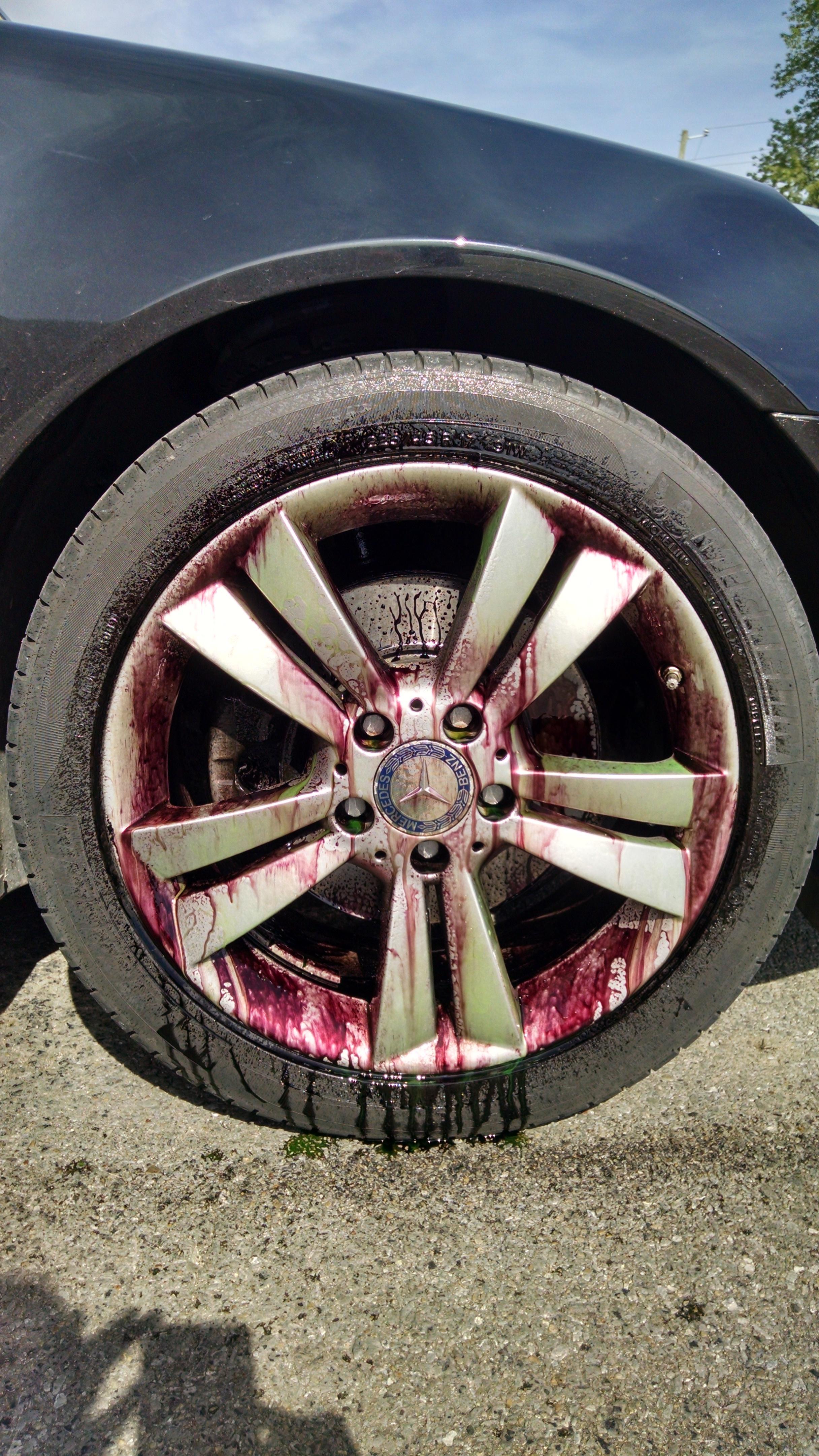 Amazon.com: Sonax (230500) Wheel Cleaner Full Effect Refill - 169 fl