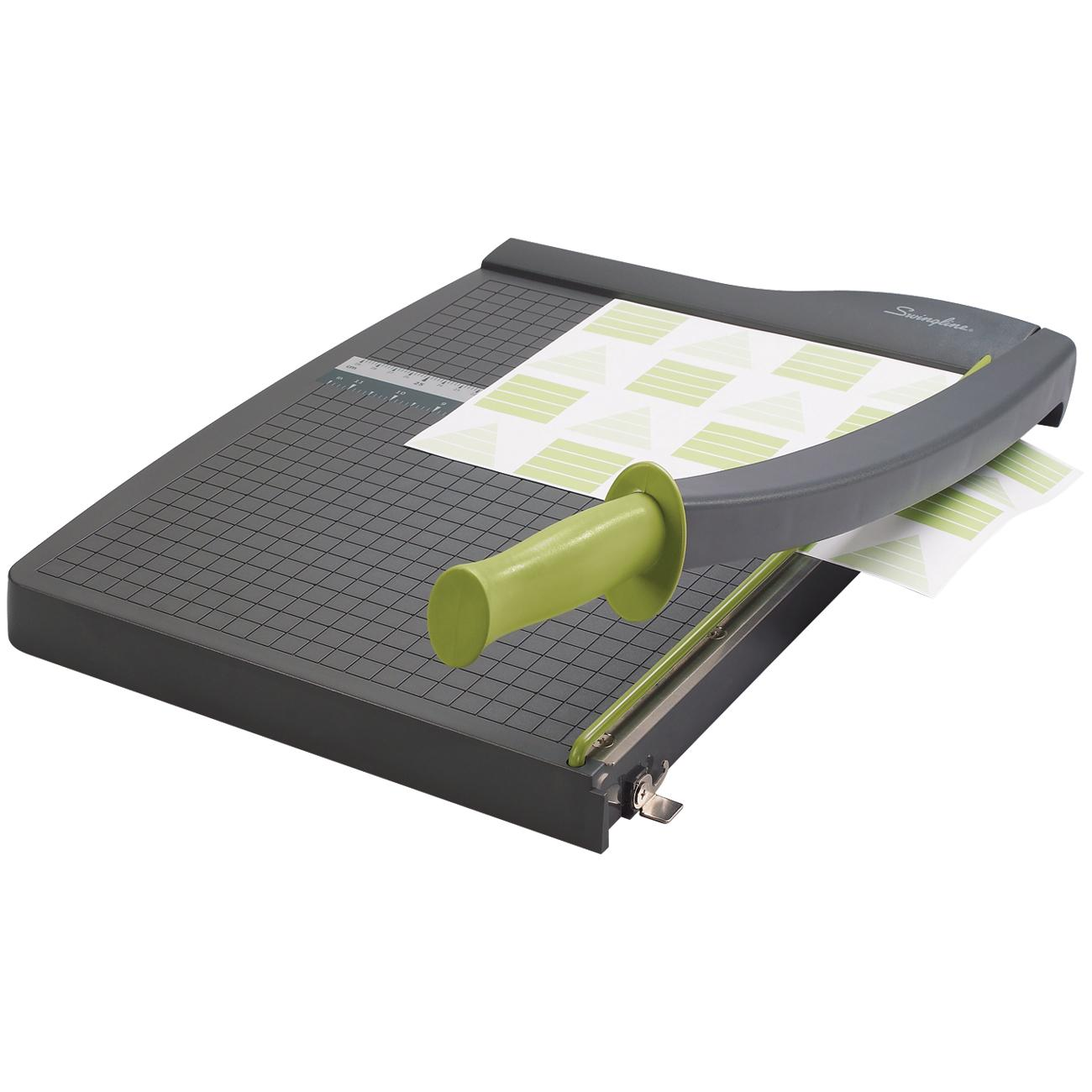 paper cutter guillotine The perfect precision with fiskars paper trimmer and guillotine designed to be intuitive while making precise and straight cuts.