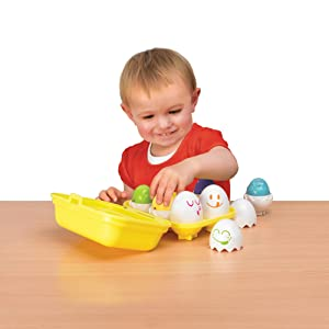 Easter gifts for baby boys age 5 months to 2 years gift canyon hide n squeak eggs negle Choice Image