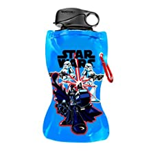 Darth Vader Collapsible Water Bottle