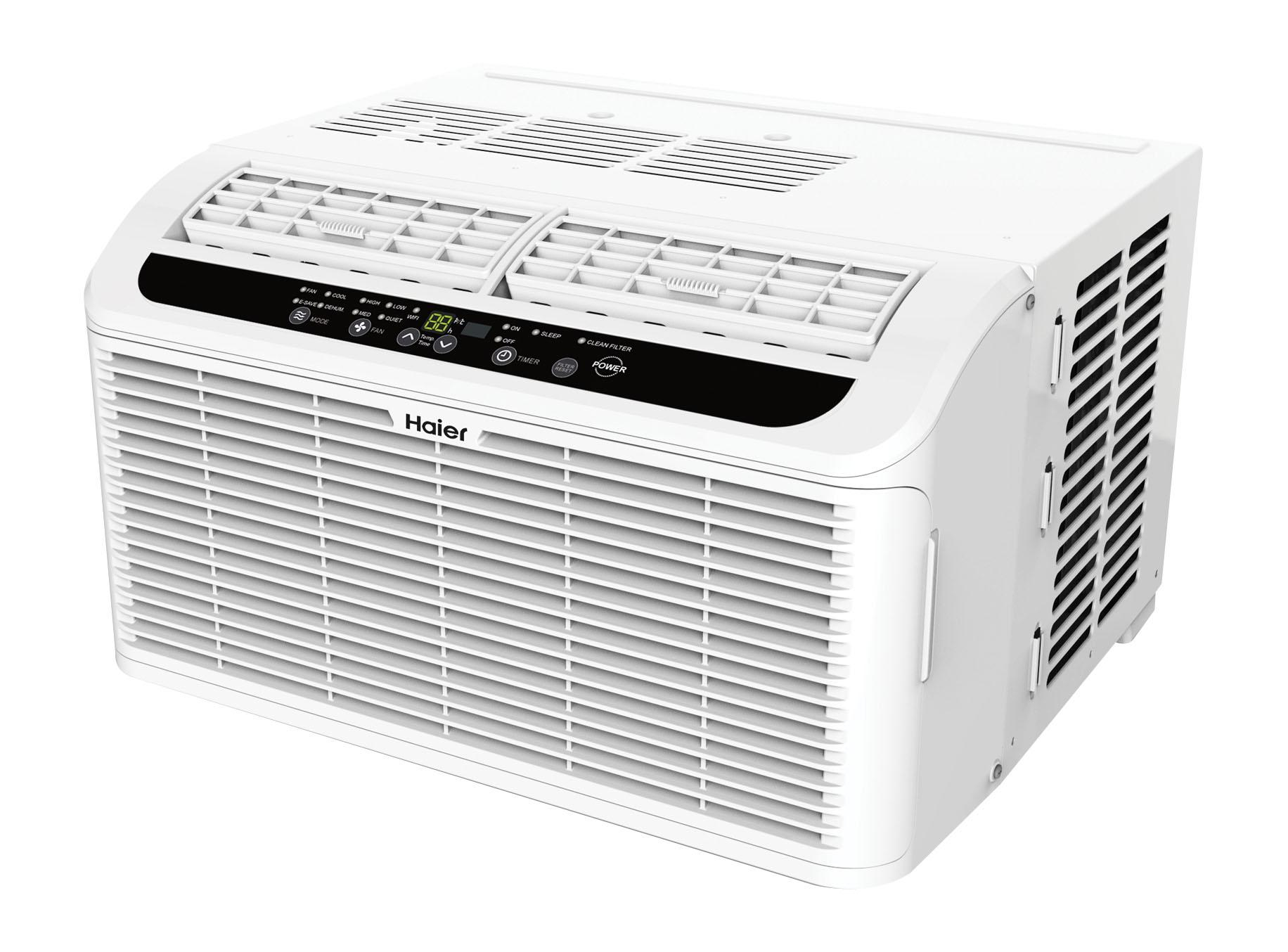 Series 6050 BTU 115V Window Air Conditioner with LED Remote Control #515D2C