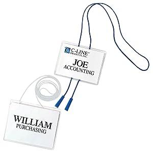 Hanging Style Name Badge Kits