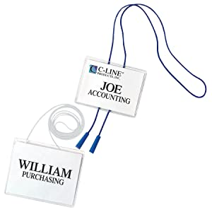 Hanging Style Name Badge Kits