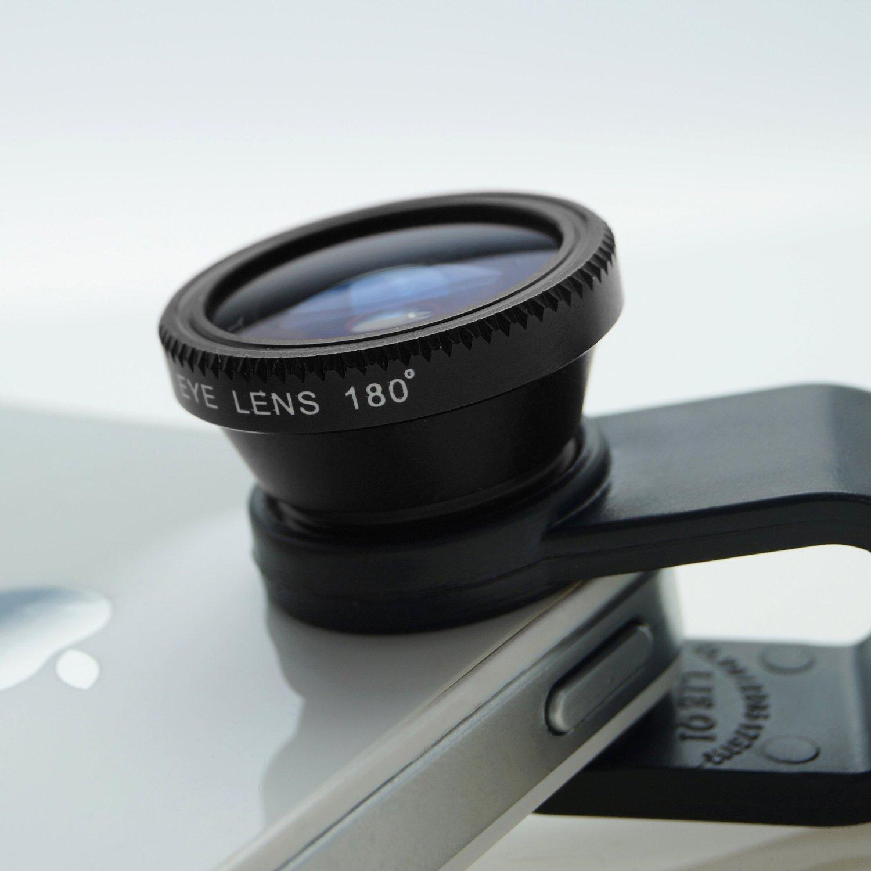 Samsung galaxy s5 lens kit lenses bundle camera 6 fisheye for Fish eye lens