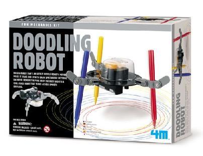 4M Doodling Robot Kit Review 1