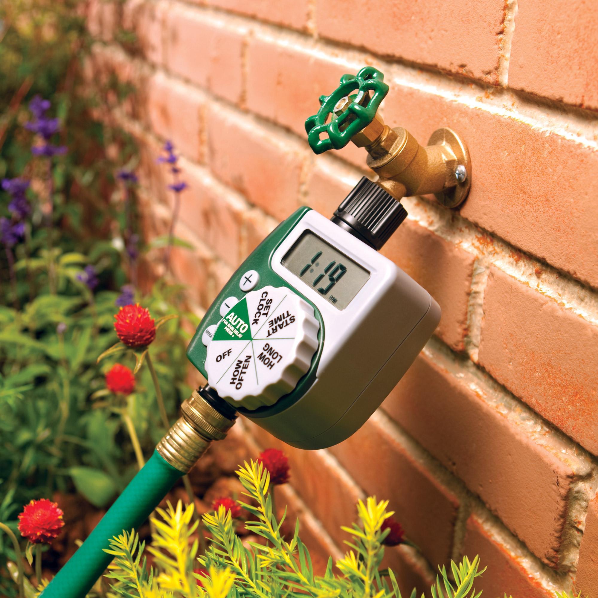 Amazon Com Orbit 62061n 91213 Single Dial Water Timer