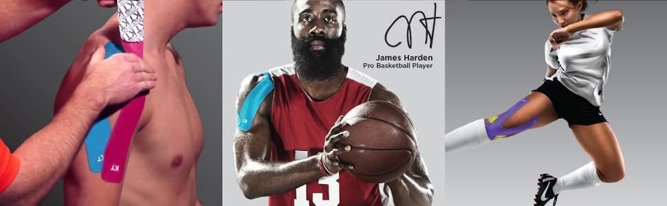 physical therapy, chiropractor, football, baseball, performance gear, james harden
