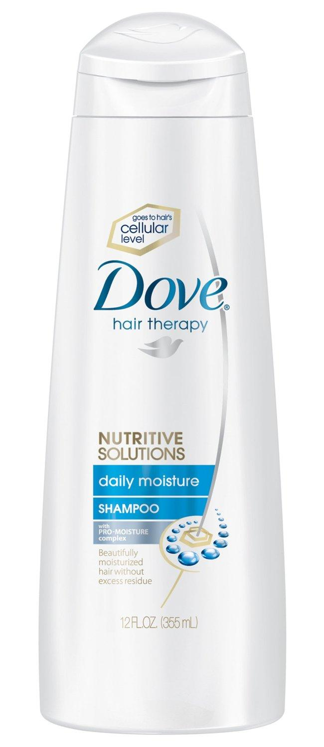 Amazon Com Dove Shampoo Daily Moisture 25 4 Oz Hair