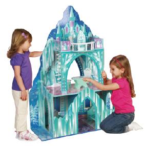 amazoncom teamson design corp kids ice mansion doll