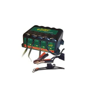 Battery Tender 4 Bank Battery Management System