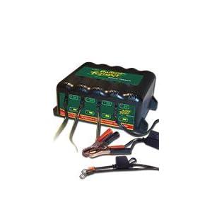 Battery Tender 4 Bank Battery Management System