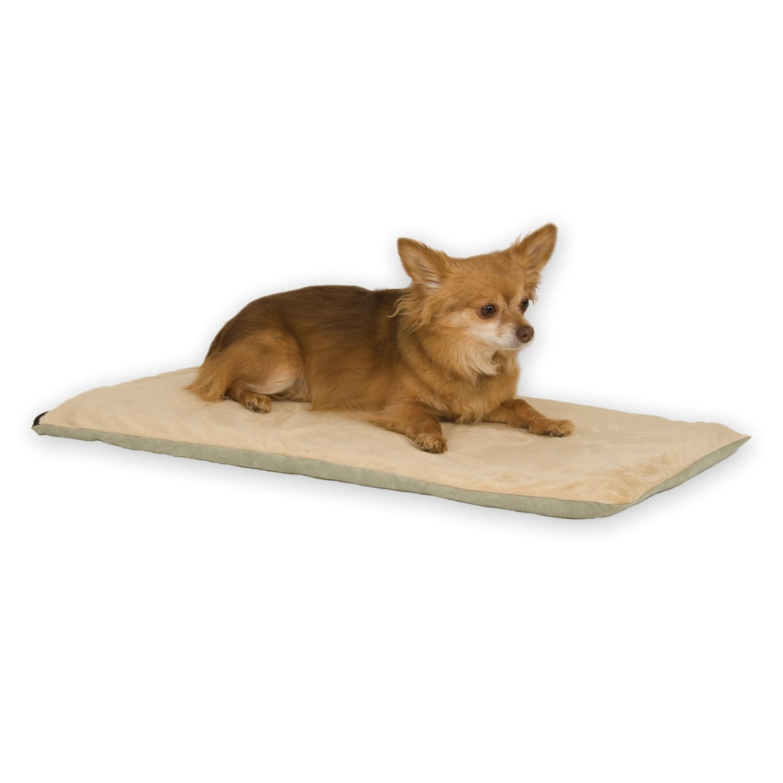 K h thermo pet mat 14 x 28 mocha pet for Amazon com pillow pets