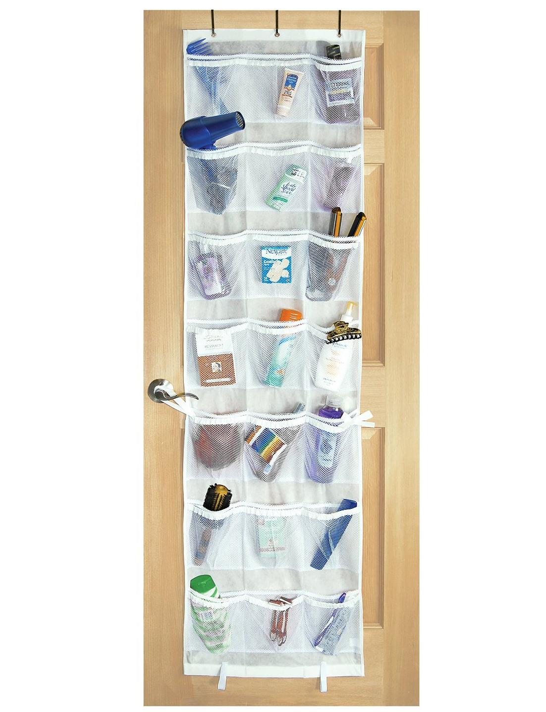 over the door organizer bathroom 28 images over the door bathroom organizer panacea products. Black Bedroom Furniture Sets. Home Design Ideas