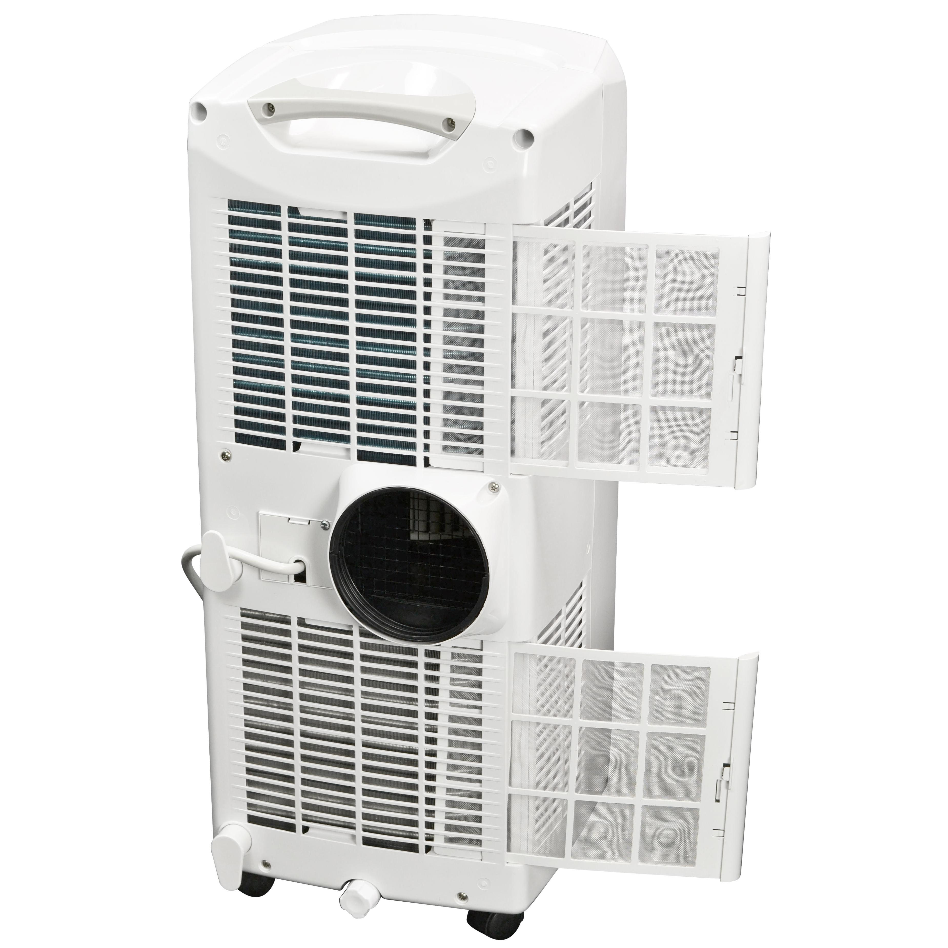Compact 10 000 BTU Portable Air Conditioner Room Air Conditioner #405357