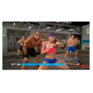 Month 1 Workouts: Alternates Cardio and Tabata-style