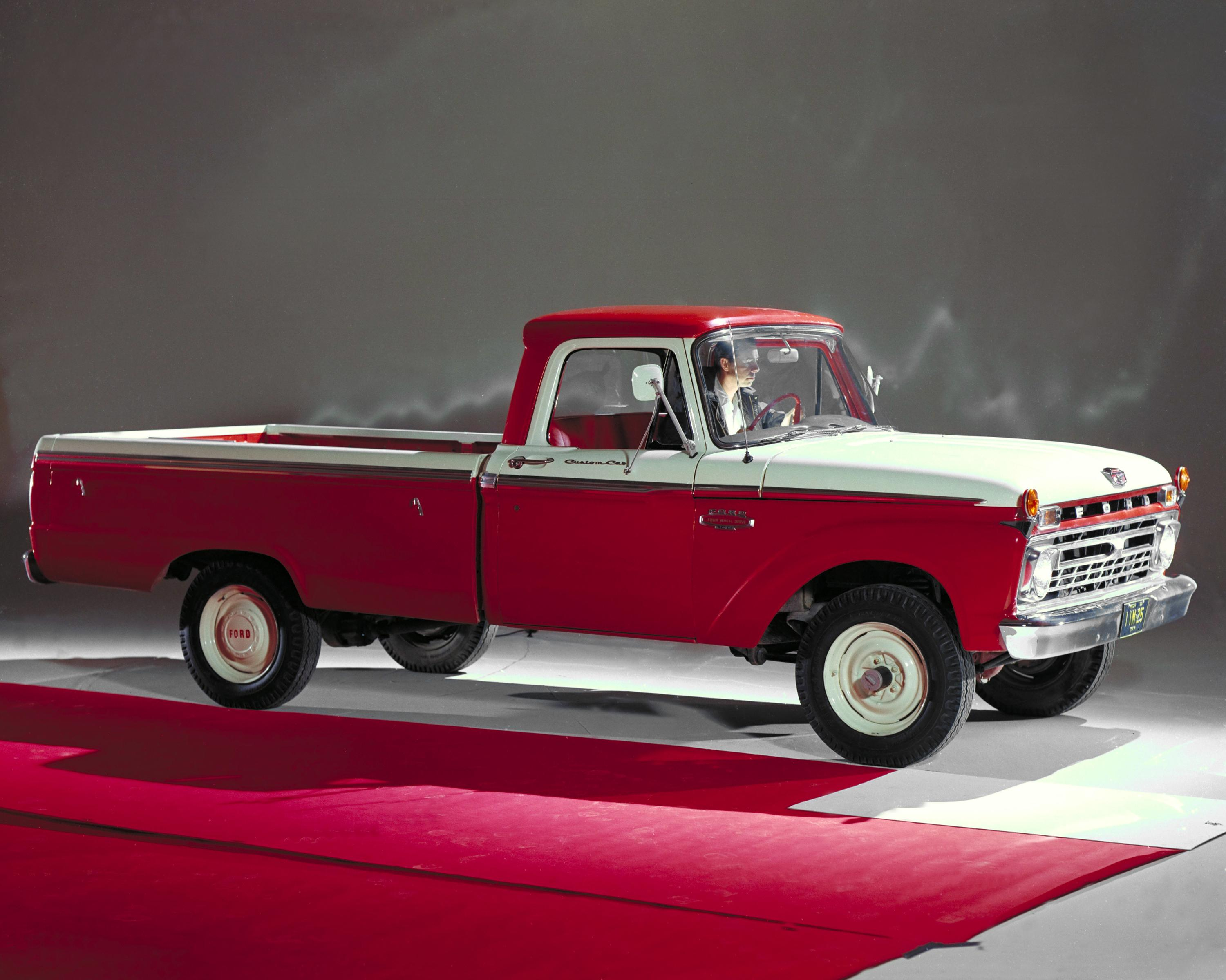 The Complete Book of Classic Ford F-Series Pickups: Every Model from