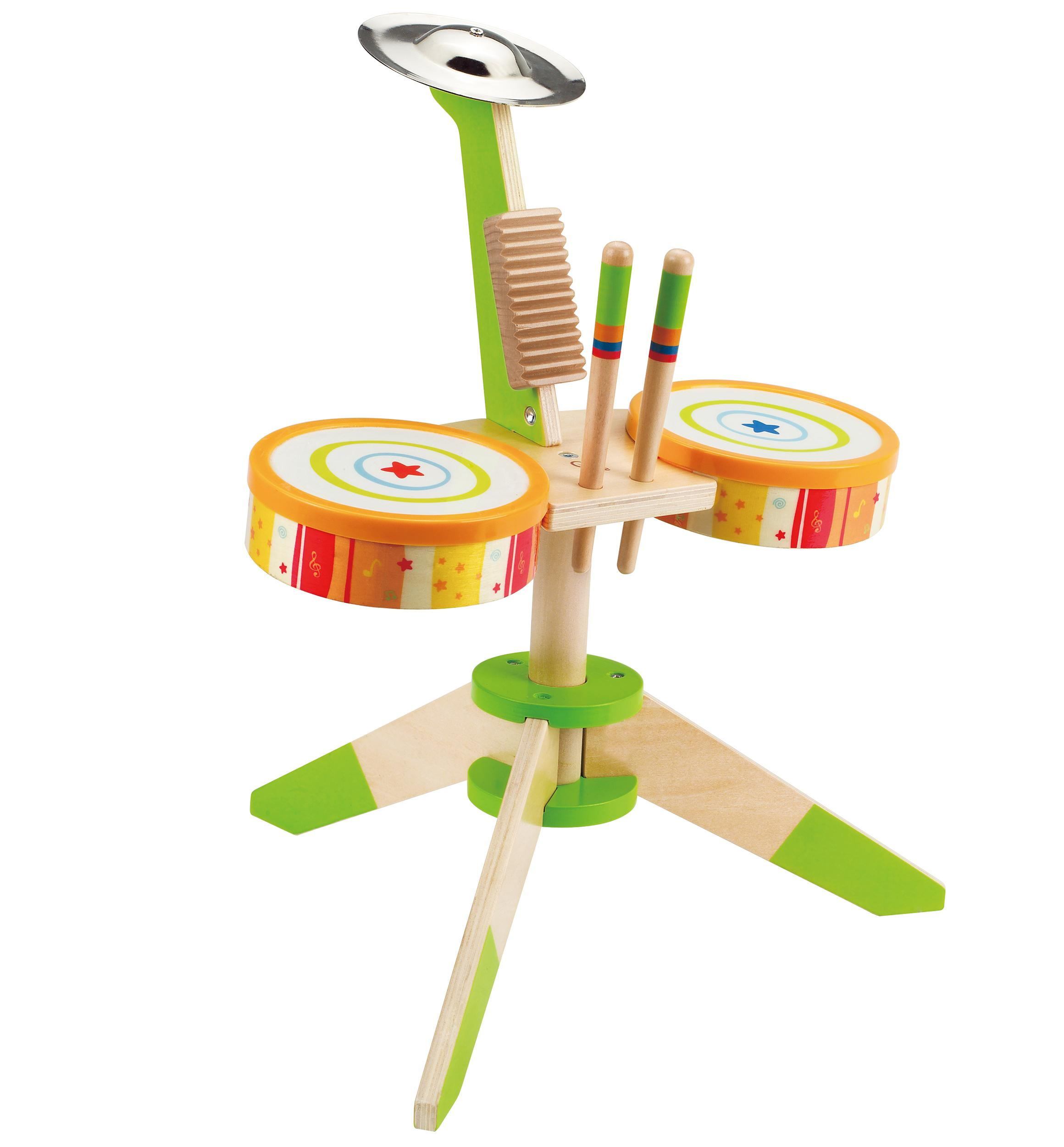 Band Game Toy : Amazon hape early melodies rock and rhythm band toys