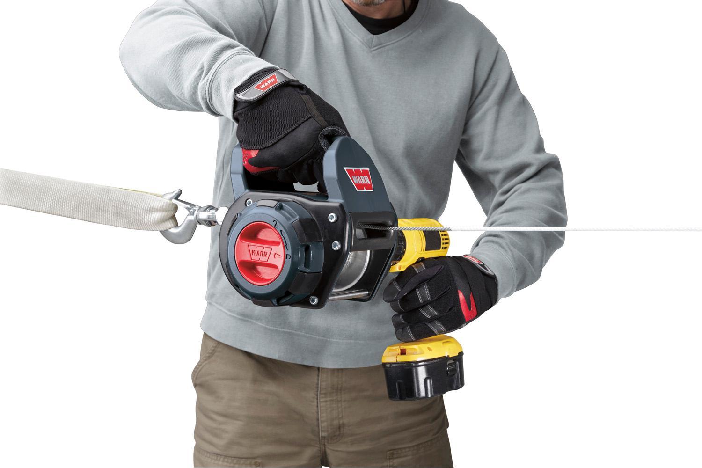 WARN 910500 Drill Winch 500lb capacity
