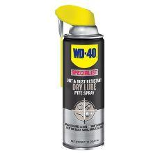 WD-40, WD40, WD-40 Specialist, WD40 Specialist, Dry Lube