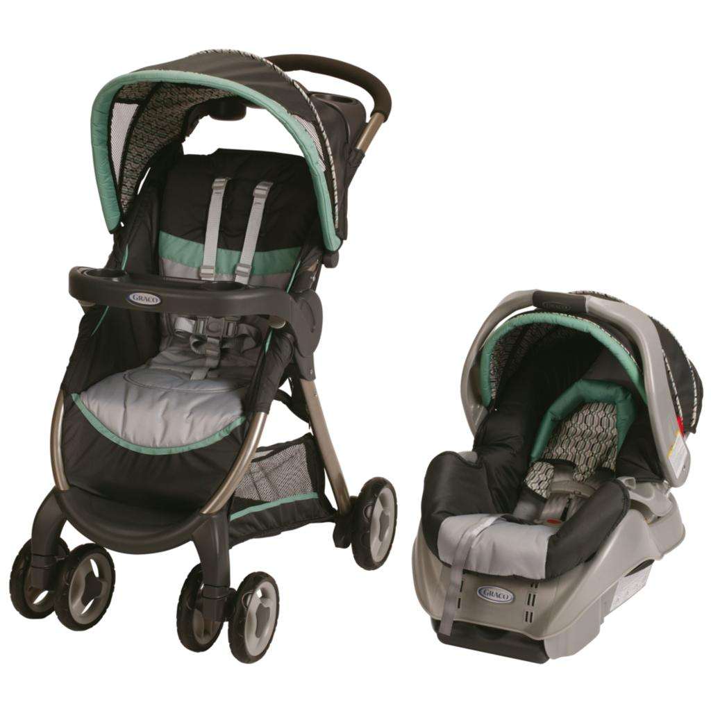 Amazon Com Graco Fastaction Fold Classic Connect Travel System Richmond Baby