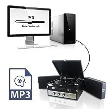 Convert Your Vinyl Records into mp3