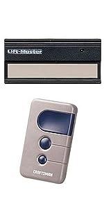 Skylink 89 universal garage door keypad garage door for 12 volt battery for garage door keypad