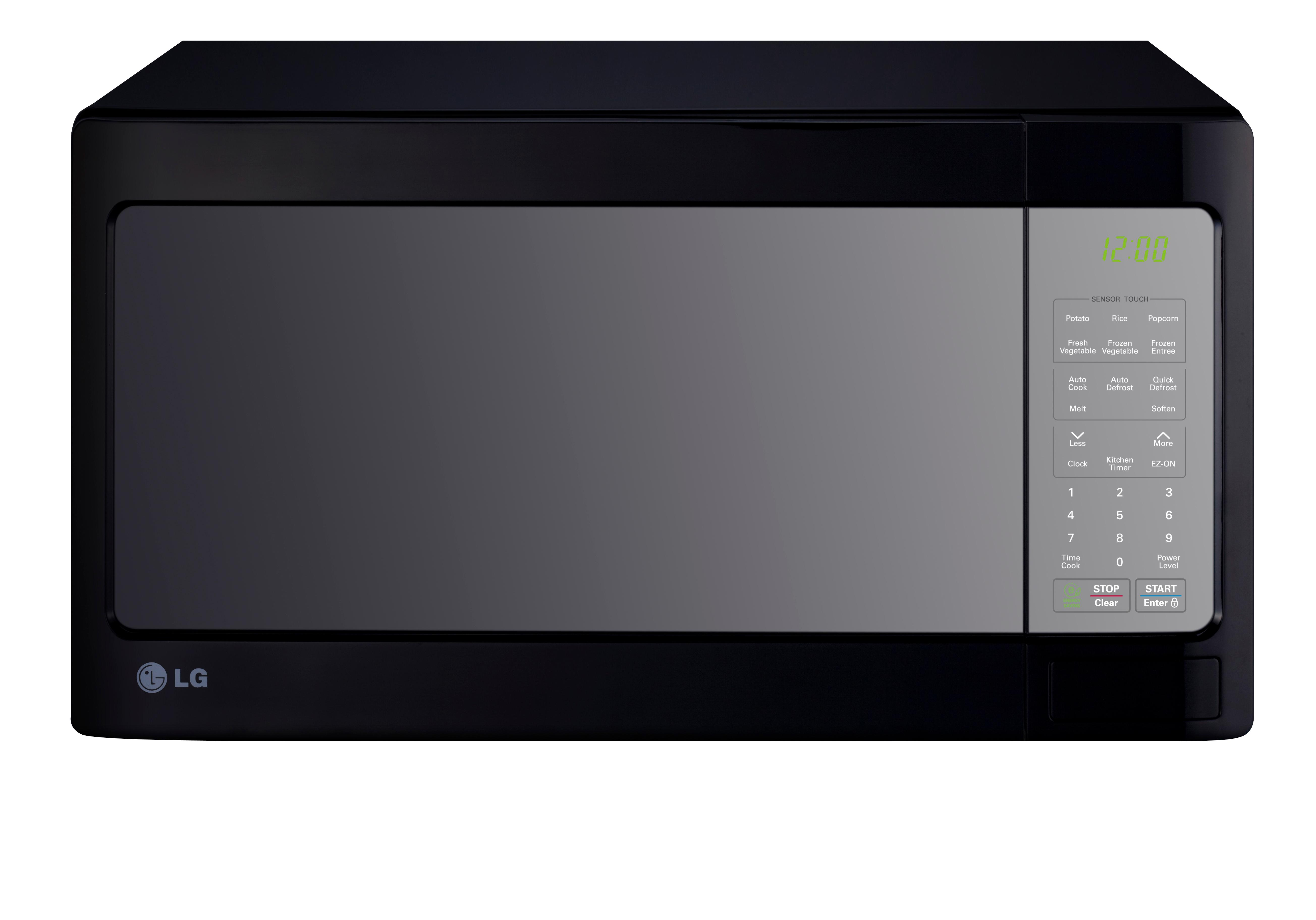 Lg Countertop Microwave Reviews : Amazon.com: LG 1.4 Cu. Ft. Countertop Microwave Oven with EasyClean ...