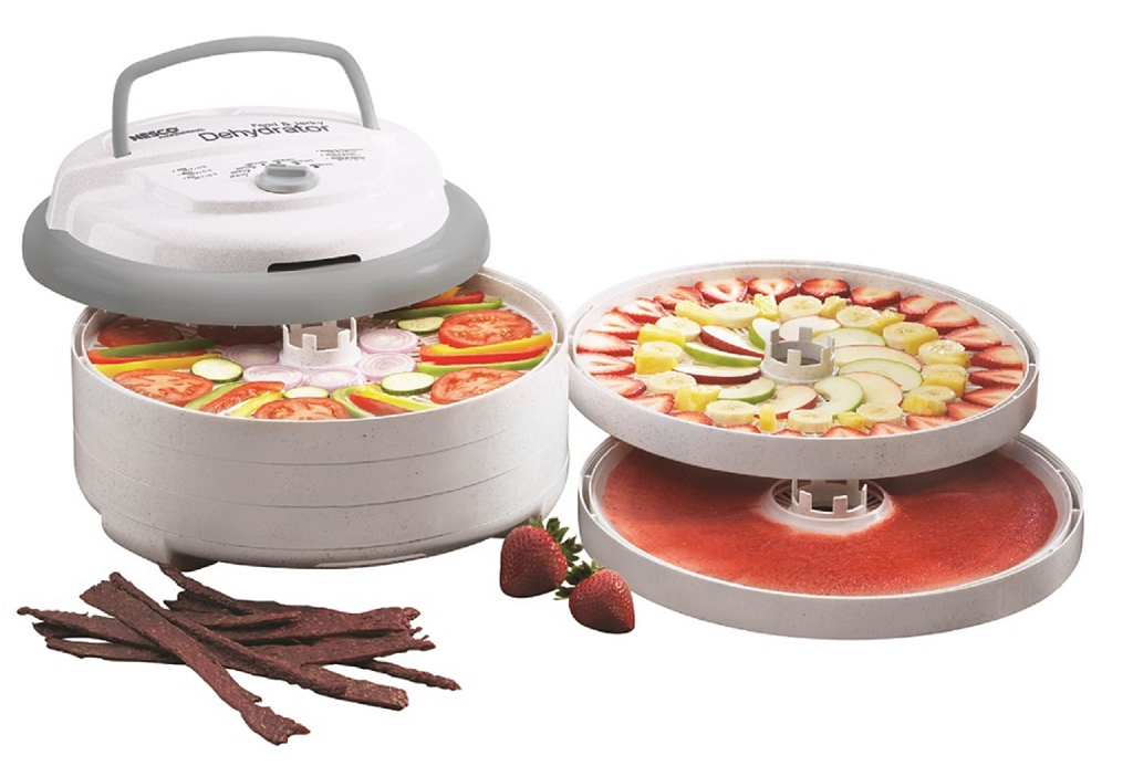 Amazon.com: Nesco Snackmaster Pro Food Dehydrator FD-75A: Kitchen ...