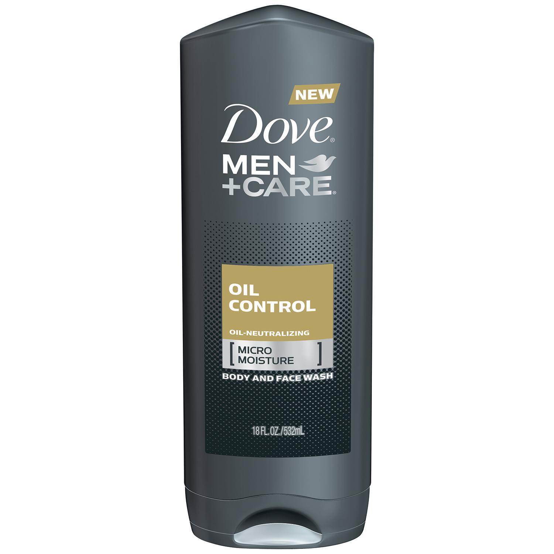 Amazon.com : Dove Men Plus Care Body Wash, Oil Control, 18 Ounce