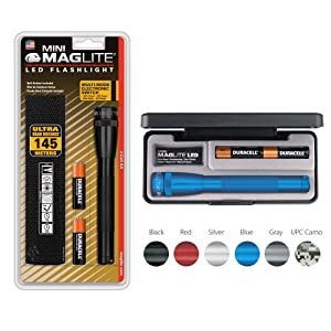 Maglite, Blister, Presentation, Box, LED, 2-Cell, AA