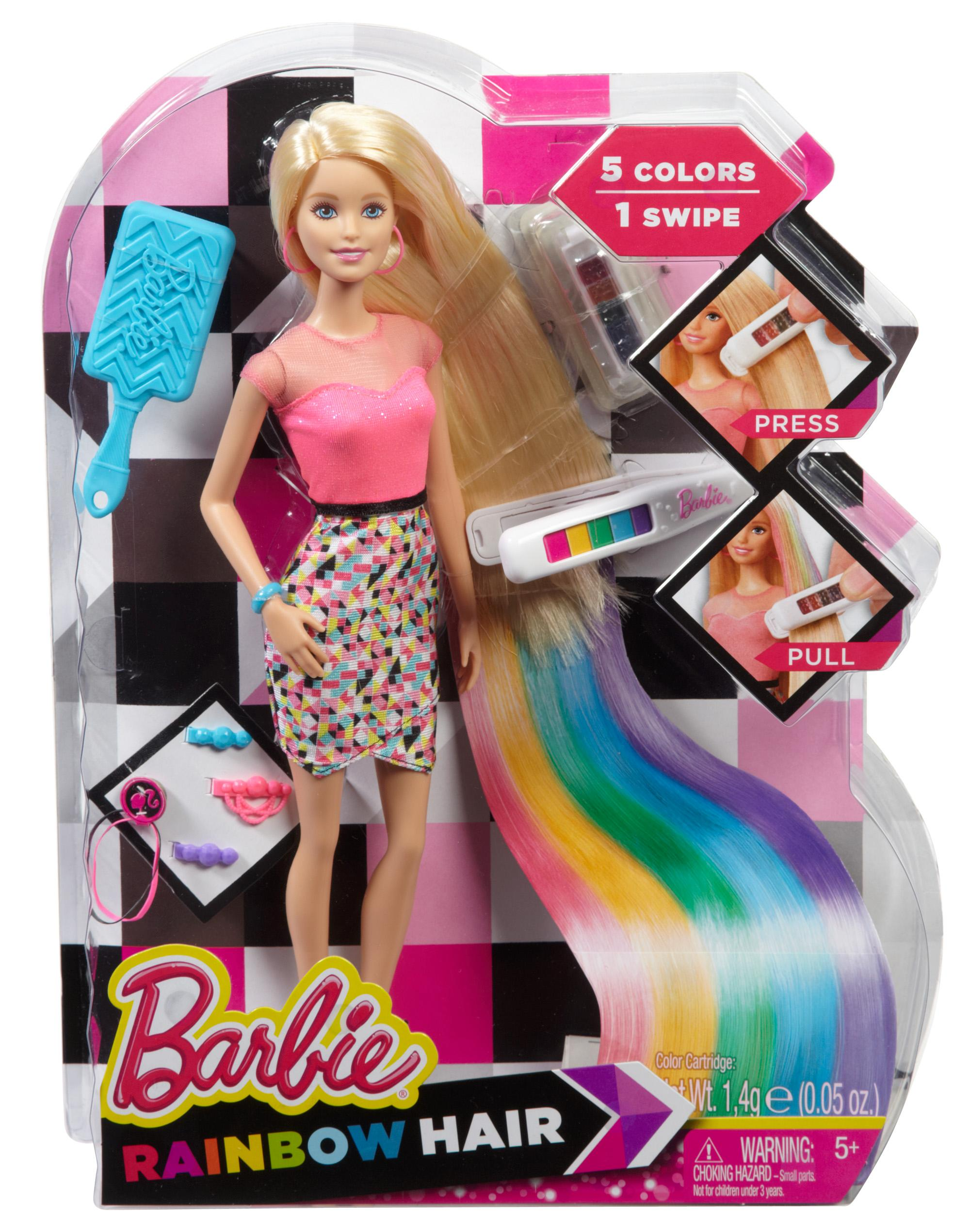 Barbie hair coloring games - Amazoncom