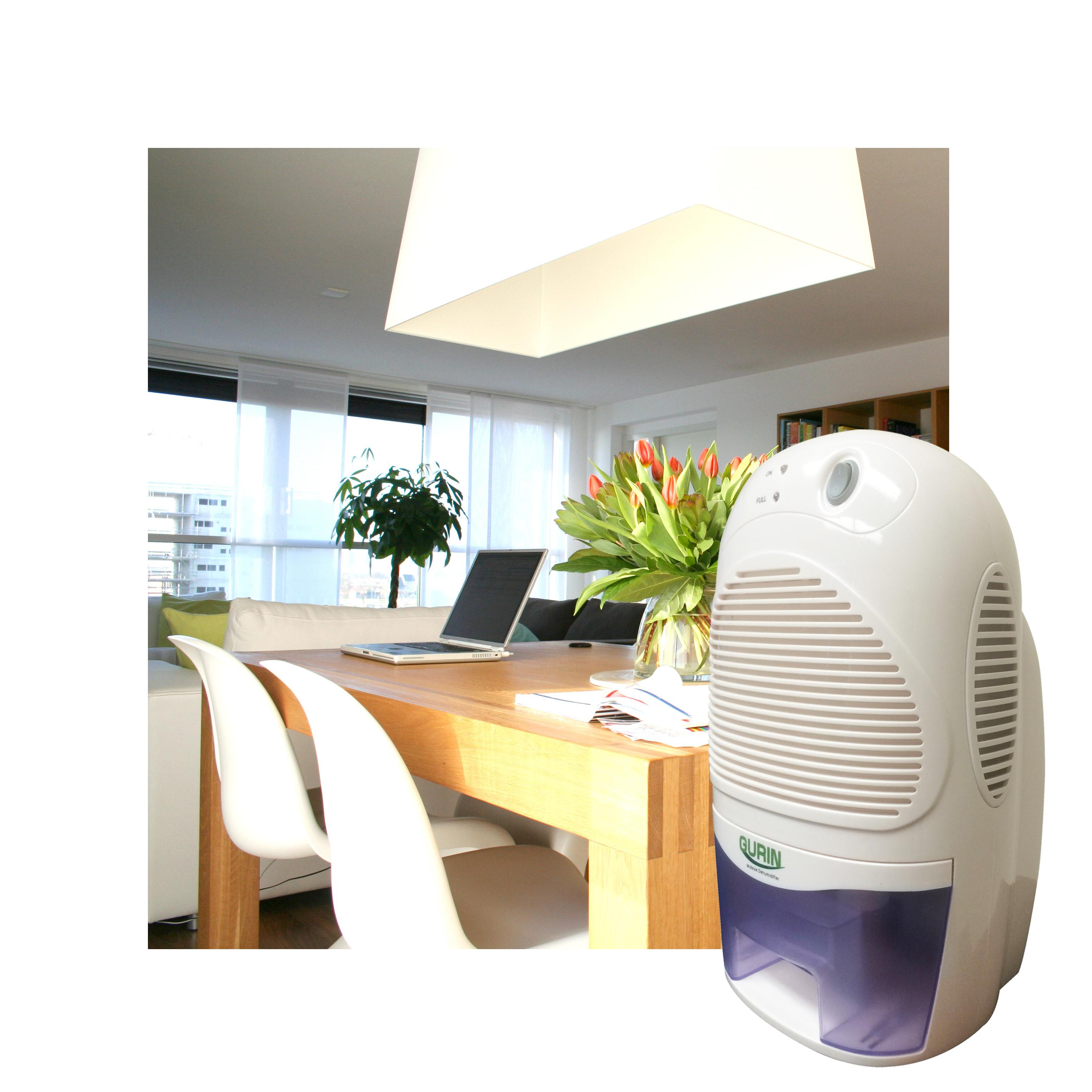 310 Mid Size Electric Dehumidifier with 1500ml Tank: Home & Kitchen #A0652B