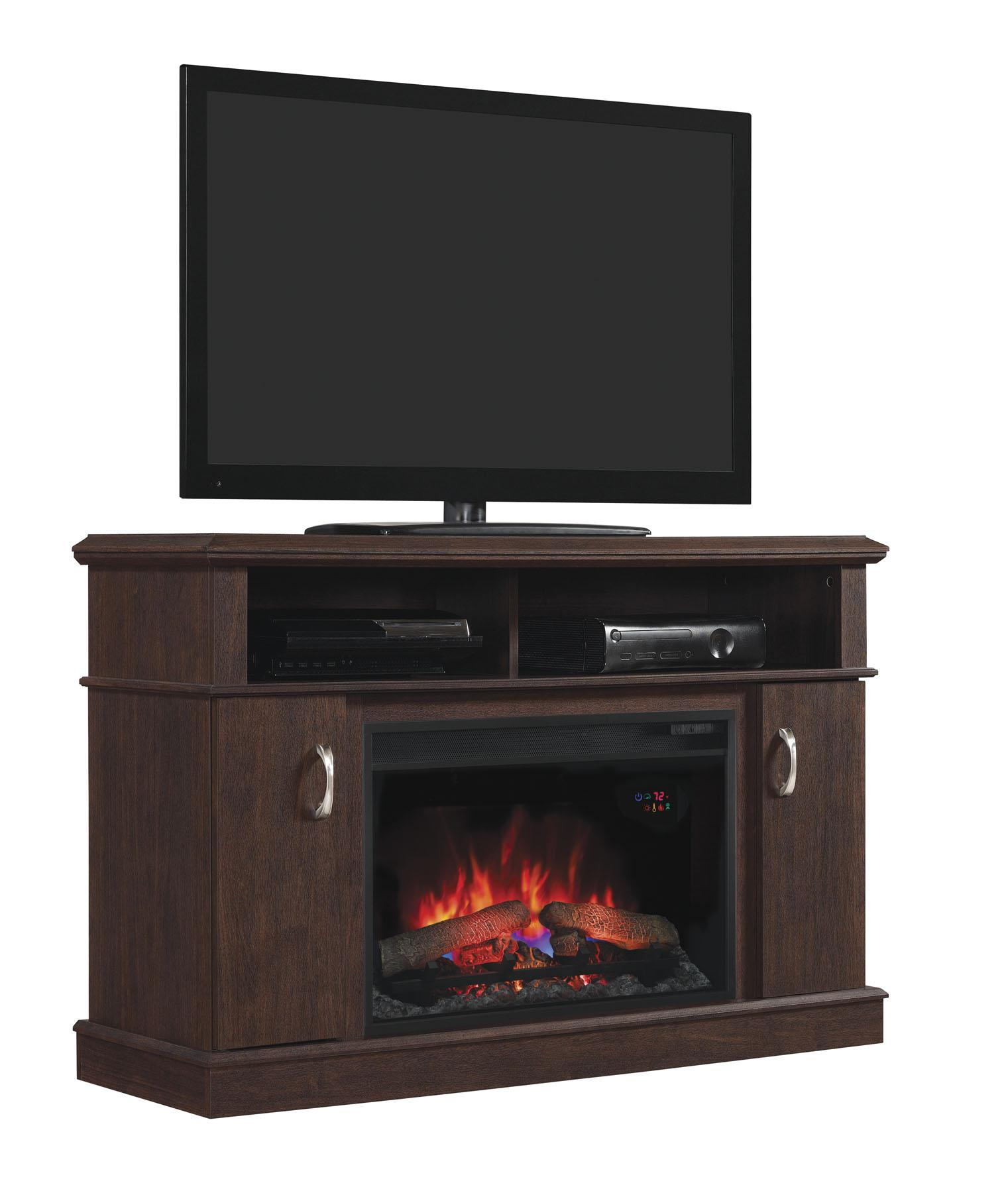 Flame 26MM5516-PC72 Dwell Fireplace Mantel, 26-Inch (MANTEL ONLY