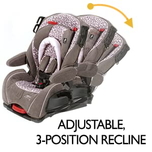 convertible car seat booster baby child infant safety rear facing recline adjust ebay. Black Bedroom Furniture Sets. Home Design Ideas