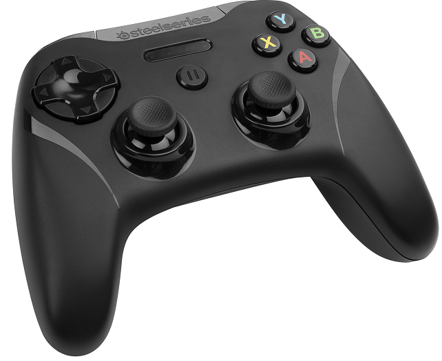 SteelSeries Stratus XL Wireless Game Controller Gamepad ...