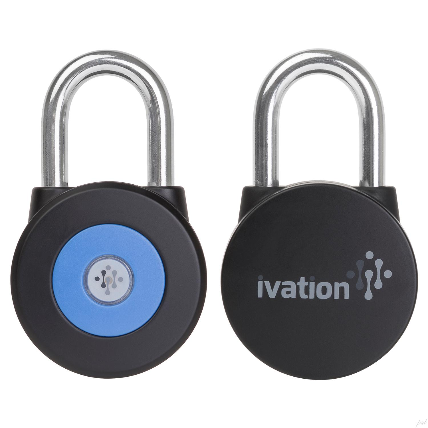 choose from two ways to unlock your padlock manually within the app