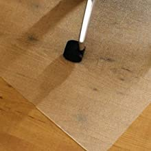 Hard Floor Protection with Floortex Mat