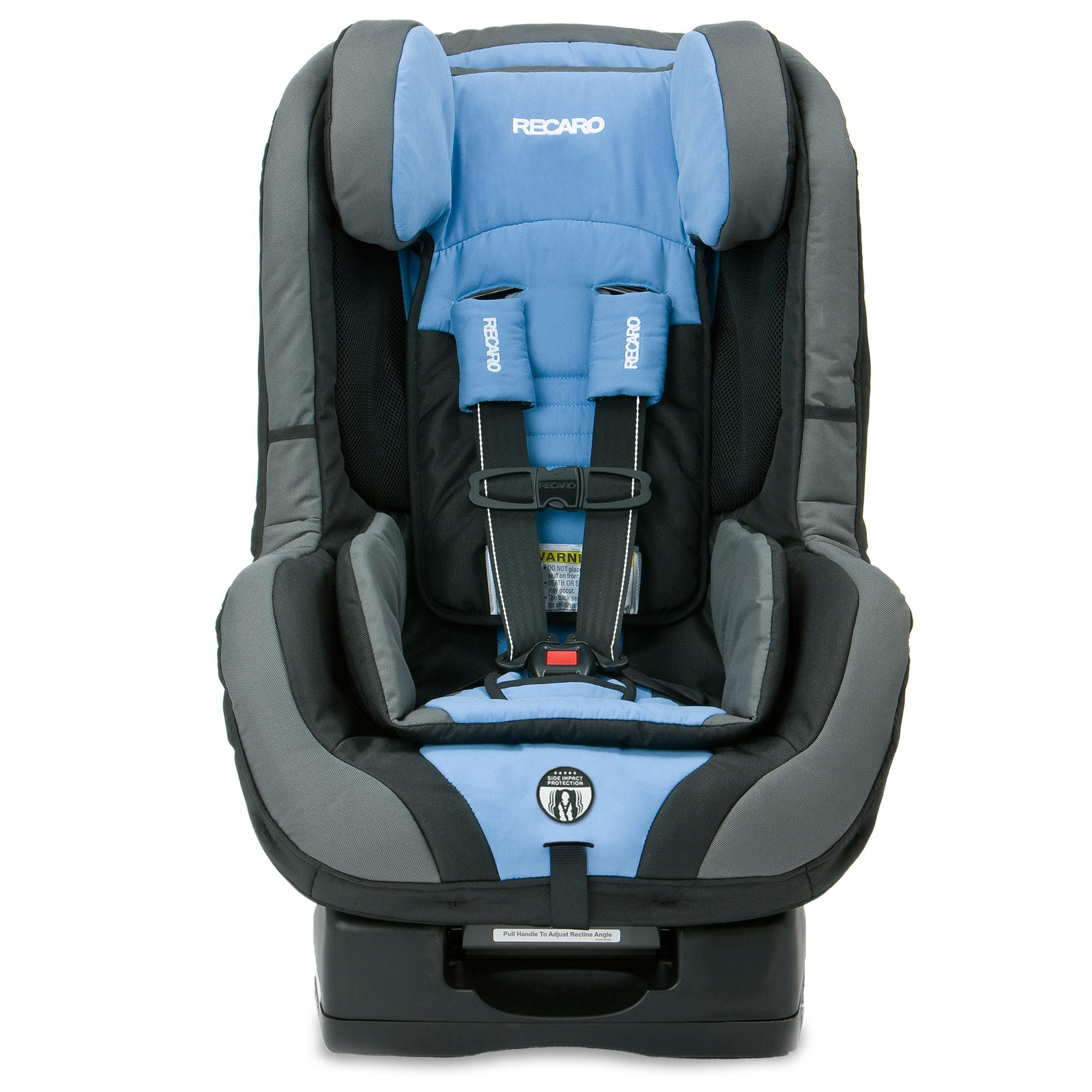 recaro 2015 proride convertible car seat blue opal baby. Black Bedroom Furniture Sets. Home Design Ideas