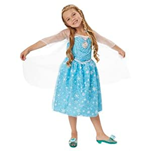 Amazon.com: Disney Frozen Elsa Musical Light up Dress