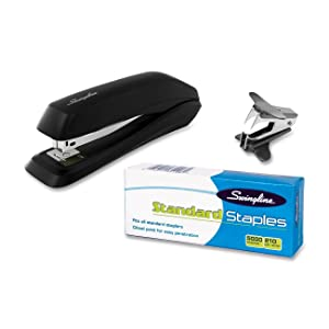 swingline, stapler, staples, staple remover, stapler set, standard stapler
