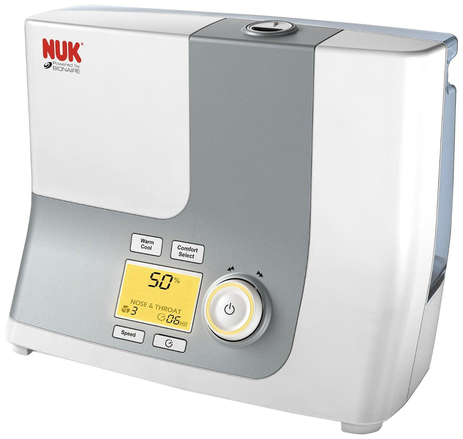 Amazon.com: NUK Warm and Cool Mist Ultrasonic Humidifier: Baby #BD9C0E