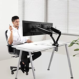 Ergotron 24 392 026 Workfit A Stand Up Desk Workstation