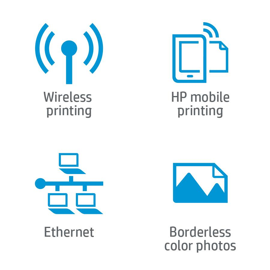 how to connect hp officejet 4620 to wireless network