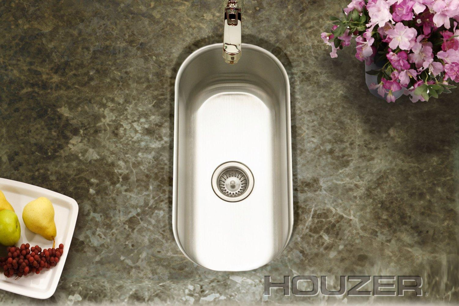about houzer houzer sinks complement your home and your lifestyle look ...