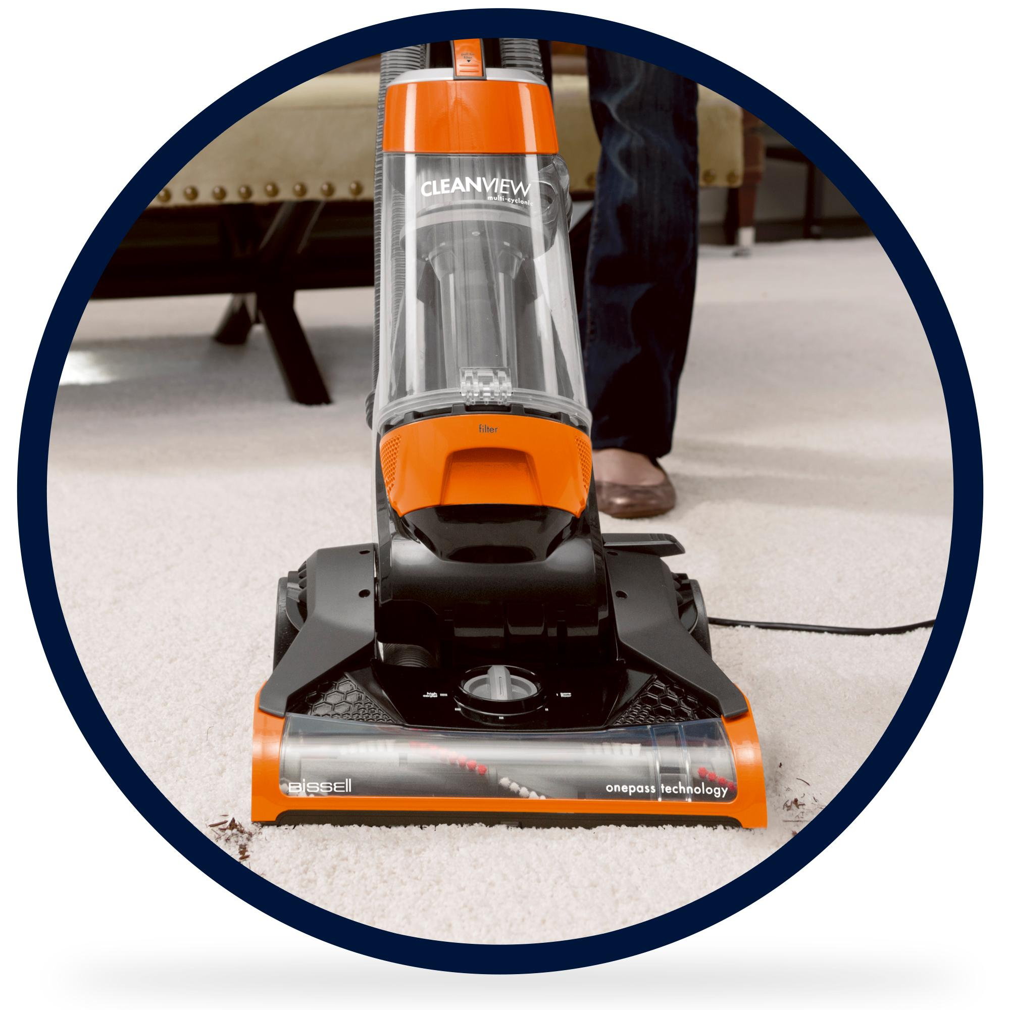 how to clean easy flo vacuum